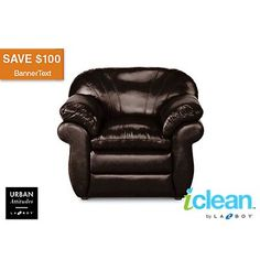 Check out what I found at La-Z-Boy! Easton La-Z-Time® Full Reclining Loveseat with Middle Console