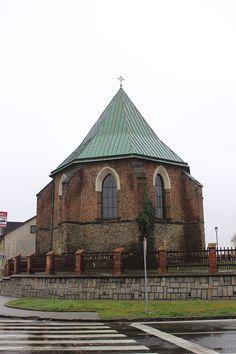 Opava, kaple svatého Kříže národní kulturní památka ČR-autor Jan Polák