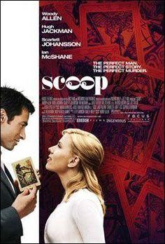 Scoop [Video(DVD)] / escrita y dirigida por Woody Allen