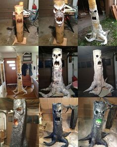 Here are the Diy Halloween Decorations Scary. This post about Diy Halloween Decorations Scary was posted under the Halloween Decoration … Halloween 2018, Fete Halloween, Halloween Trees, Holidays Halloween, Halloween Witches, Halloween Forum, Happy Halloween, Diy Halloween Props, Halloween Supplies