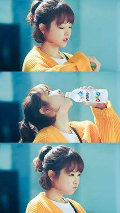 Strong Woman Do Bong-soon - Do Bong-soon (Park Bo-young) Park Bo Young, Korean Actresses, Asian Actors, Korean Actors, Actors & Actresses, Park Hyung Sik, Strong Girls, Strong Women, Korean Drama