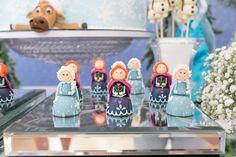 Festa Infantil   Frozen Elegante