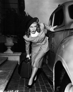 #Ginger Rogers #1947 #It Had To Be You