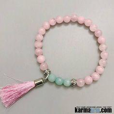 DREAM LOVER: | Buddhist Jewelry | Yoga Bracelets | Reiki Healing | Meditation Mala | Mens & Womens Jewelry  ❤️ #Rose #Quartz is the stone of unconditional #love. #Buddha #zen #reiki #Bracelets #BEADED #Gemstone #Mens #GiftsForHim #Lucky #womens #Jewelry #gifts #Chakra #Kundalini #Law #Attraction #LOA #Love #Mantra #Mala #wisdom #CrystalEnergy #Spiritual #Gifts #Blog #Mommy #Meditation #Fertility