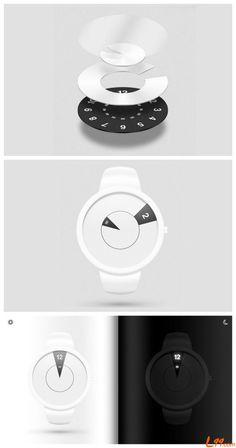 It took me a moment to figure it out, but this watch is really cool.