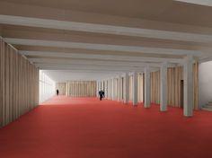 David Chipperfield projeta sala de concertos em Künzelsau,© David Chipperfield Architects