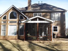 home addition with screened porch - Google Search