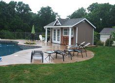 small pool house ideas   pool design and pool ideas