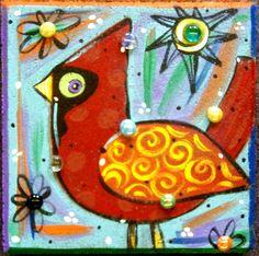 Owl garden stone  As seen in Birds n Blooms Magazine by KathyHyatt, $42.00
