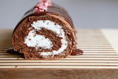 Christmas Sweets, Christmas Time, Christmas Recipes, Cookbook Recipes, Cooking Recipes, Chocolate Roll, Sweet And Salty, Greek Recipes, Cooking Time
