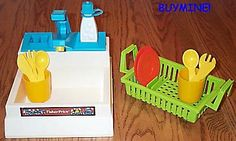 Fisher-Price Sink Set