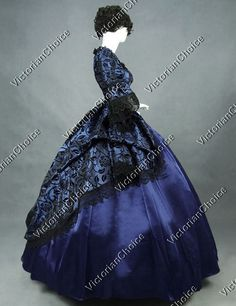 Marie Antoinette Colonial Georgian Period Dress Ball Gown Theatre Clothing