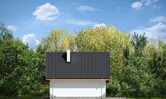Projekt domu Szarejka – 63.63 m2 - koszt budowy 65 tys. zł Outdoor Furniture, Outdoor Decor, Outdoor Storage, Places To Visit, Backyard Furniture, Lawn Furniture, Outdoor Furniture Sets