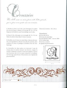 Gallery.ru / Фото #133 - Belles lettres au point de croix - logopedd