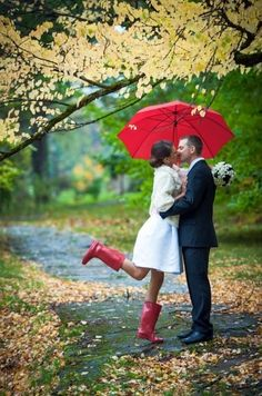 Don't Let Showers Rain on Your Wedding Parade. #weddings #rain  http://buff.ly/1SgPpIT