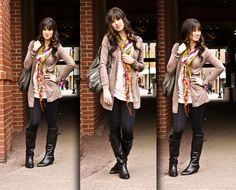 368 Best Leggings And Boots Images Casual Outfits Fall