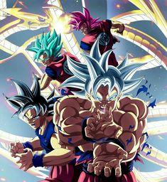 Dragon Ball Heroes Episode 2 - Watch Dragon Ball Heroes Episode 2 on July where Kanbaa unleash Berserk Goku on the Z warriors this will be special Dragon Ball Z, Anime Echii, Anime Art, Goku Transformations, Dragonball Super, Akira, Goku Y Vegeta, Pokemon, Fanart