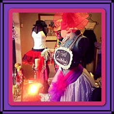 #vintage # dresses #boutique #fashion at My Fairy Godmother's Boutique. Spring Hill Fl. 352-340-5945