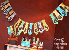 Amanda's Parties To Go: Father's Day Freebie Printable - probably expired but just some ideas
