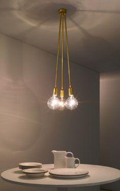 dizajnova lampa vesoi