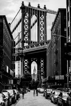 Manhattan Bridge  by   Neil Britto
