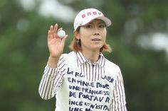 「明日はもっと攻めのゴルフを」|ミヤギテレビ杯ダンロップ女子オープンゴルフトーナメント 2日目 李知姫 <Photo:Atsushi Tomura/Getty Images>