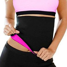 4364ae098ee5d HamFire Hot Thermo Sweat Shapers Slimming Belt Sauna Waist Cincher Girdle  for Weight Loss Women