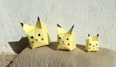 [title maintitle= subtitle=Pokémon origami] Papiroflexia facil, hemos encontrado varios instrucciones. Por ejemplo este.  [title maintitle= subtitle=Origami Pokémon] Simple Papyrus, we have found several instructions. For example this.  [title...