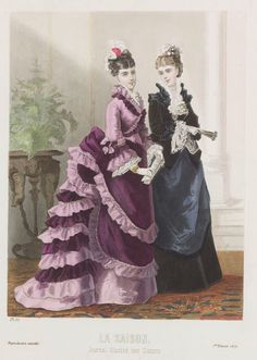 1875 (Feb. 1) La Saison