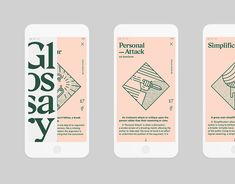 Brand Identity and UX design for a mobile app that highlights rhetoric in the news / newspapers. A concept design to democratise our relationship with the media. Interaktives Design, App Ui Design, Page Design, User Interface Design, Layout Design, News Design, Digital Communication, Branding, Brand Identity