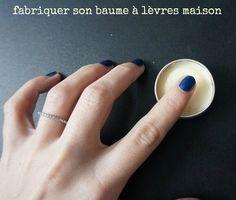 Fabriquer son baume à lèvres maison / 3 recettes sur withalovelikethat.fr