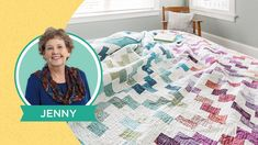 Missouri Star Quilt Tutorials, Quilting Tutorials, Quilting Designs, Msqc Tutorials, Quilt Design, Quilting Tips, Jellyroll Quilts, Scrappy Quilts, Easy Quilts