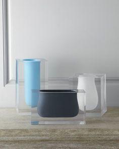 Bel Air Vases (via the absolute DESIGN blog…)