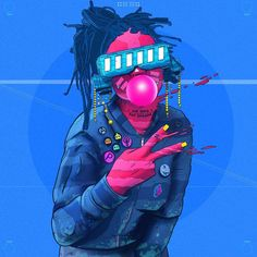 Сyberpunk 2.0: visual part