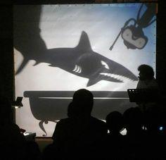 teatro disegnato: LA FABBRICA DELLE STORIE letture musiche e disegni nello spettacolo di Alfonso Cuccurullo, Agnese Baruzzi e Federico Squassabia