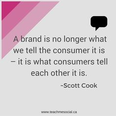 What do consumers say about your brand? Do you engage them in conversation and encourage them to write reviews or testimonials for your brand? Would consumers feel comfortable recommending your brand to their friends? This is what social media is really all about!! Statics show that we trust recommendations from our friends more than we trust traditional advertising.... So how can you get your consumers taking about YOU?  #branding #socialmedia #socialmediatips #marketing #consumers…