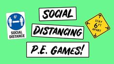 Social Distancing PE Games - No Equipment PE Games Physical Education Lesson Plans, Physical Activities For Kids, Elementary Physical Education, Pe Activities, Classroom Activities, Gym Games For Kids, Outdoor Games For Kids, Kids Camp, Class Games