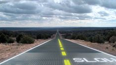 Solar Freakin' Roadways. . Makes so much sense and will benefit us all. Those are 2 reasons why it may never happen.