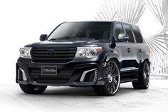 "Toyota Land Cruiser ""Черный Бизон"""