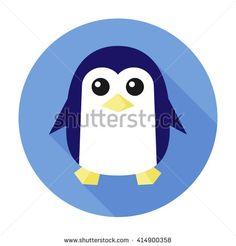 Logo Pinguino Fotos, imágenes y retratos en stock | Shutterstock