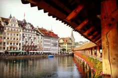 Instagram의 Min J Kim님: #luzern #lucerne #switzerland#travelgram #europe #day27 #honeymoon #루체른 #스위스 #여행스타그램 #유럽 #신혼여행그램