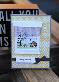 Stampin Up UK Demonstrator Zoe Tant blog: Stampin' Up! Hearth and Home