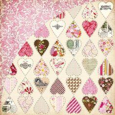 papel decorado para imprimir - Buscar con Google Love Heart Illustration, Decoupage, Scrapbooking, Shabby, Bullet Journal, Quilts, Blanket, Cute, Design