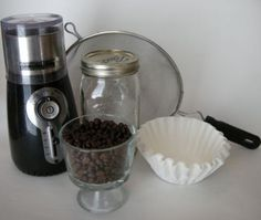 "Today's ""Home Brew""- Secret to great iced coffee without great expense ~ http://www.southernplate.com"