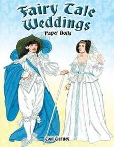 Wedding paper dolls are both collectible and fun to play with whether you are a big girl still in touch with her little girl soul or a little...
