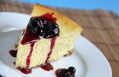 Eenvoudige Amerikaanse Cheesecake