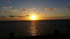 Sunset after the storm.  Deneise Peifer