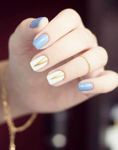 10 Spring Nail Trends to Obsess Over via @PureWow