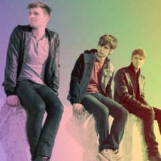 FOSTER THE PEOPLE  prove that weird music is the best!