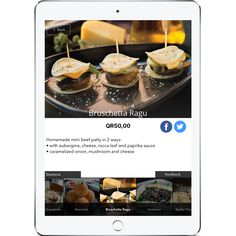 Melenzane greets their guest with easy-to-use FineDine Tablet Menus.  Click on the picture to learn more!   #tabletmenu #tablet #menu #ipad #ipadmenu #digital #digitalmenu #tbm #restaurantmenu #cafemenu #menudesign